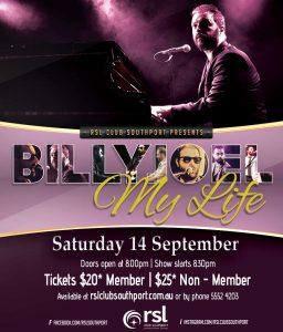 Billy Joel – My Life