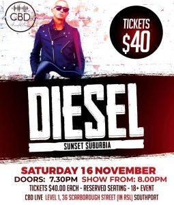 Diesel – Sunset Suburbia