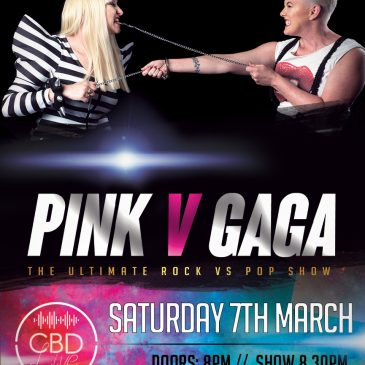 Pink V Gaga