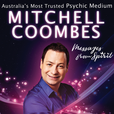 Mitchell Coombes – Celebrity Psychic Medium